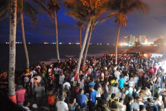 Sao Luis: Reggae Roots na beira da praia em São Luís do Maranhão