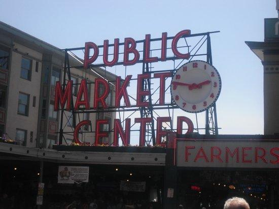 Seattle Free Walking Tours : The Market
