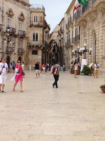 Ortigia : Piazza Duomo