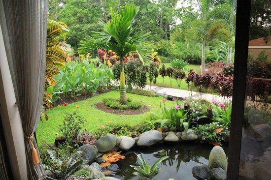 Hotel El Silencio del Campo: Spa Garden