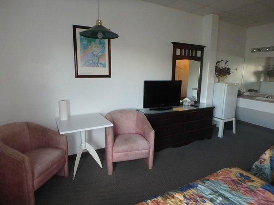 Motel Econo-Nuit: Chambre