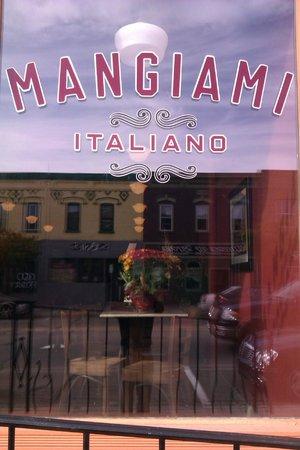 Mangiami Italiano storefront