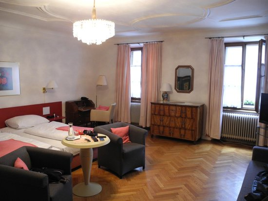 Altstadthotel Wolf: Camera rossa