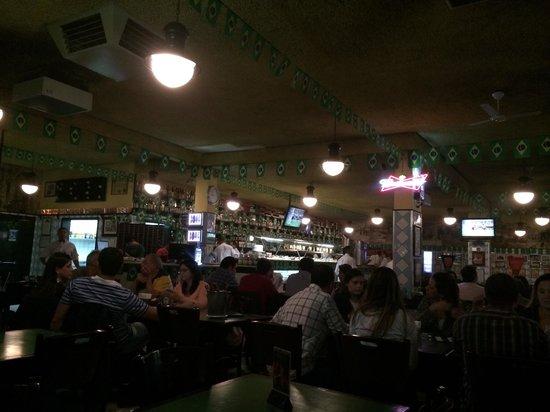 Bar do Juarez - Brooklin : Ambiente interno