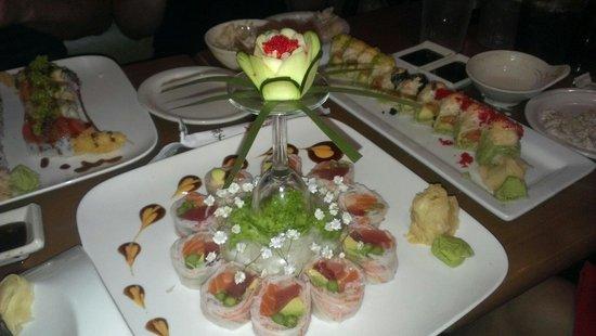 Osaka Sushi & Hibachi