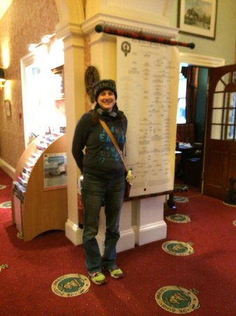 Lovat Arms Hotel: Roots