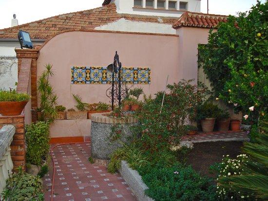 Hotel Monte Victoria: Breakfast Terrace