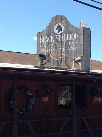 The Black Stallion Restaurant