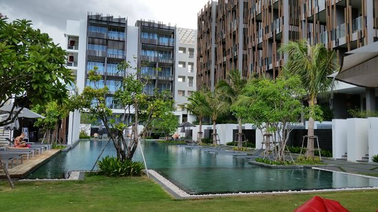 G Hua Hin Resort & Mall : Hotel view