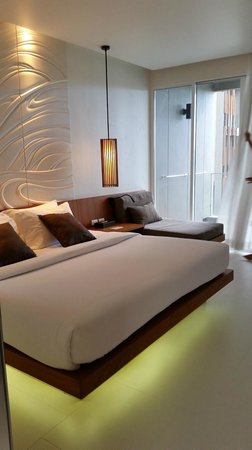 G Hua Hin Resort & Mall : Bedroom