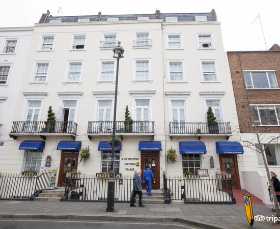 Cheap Hotels Pimlico