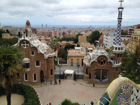 Le Meridien Barcelona: Park Güell