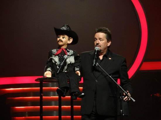 Terry Fator - The Voice of Entertainment : Other puppet whose name I don't remember