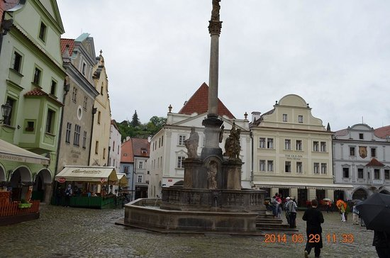 Historic Center of Cesky Krumlov: チェスキークルムロフ2