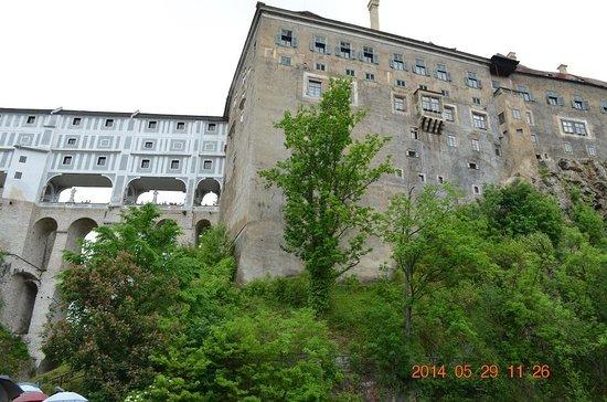 Historic Center of Cesky Krumlov: チェスキークルムロフ3