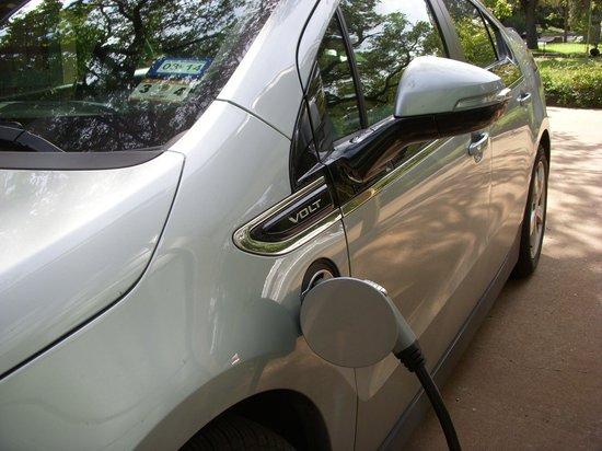 Park Lane Guest House: EV car charging station onsite