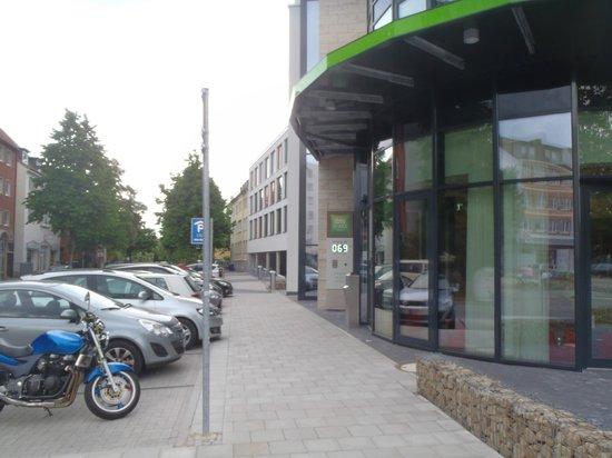 ibis Styles Hildesheim: Exterior