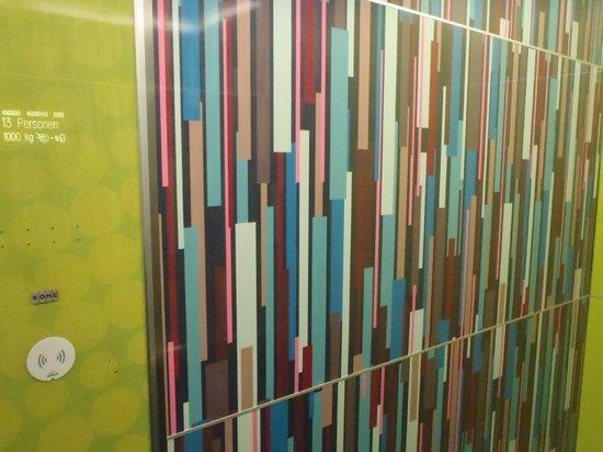 Ibis Styles Hildesheim: Elevator