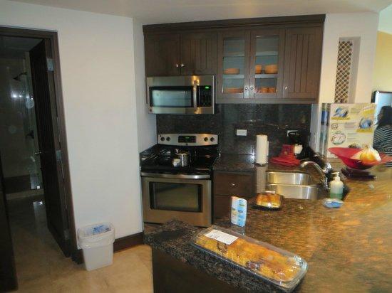 Welk Resorts Sirena Del Mar: kitchen