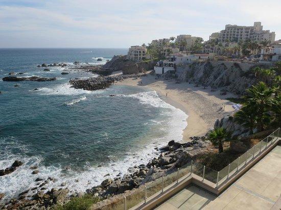 Welk Resorts Sirena Del Mar: semi-private beach cove