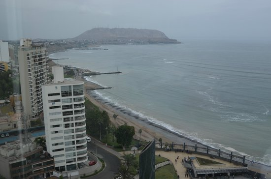 JW Marriott Hotel Lima: View of Pacific