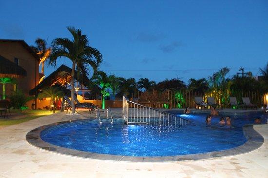 Natal Dunnas Hotel: piscina fria