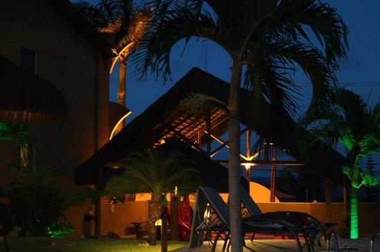 Natal Dunnas Hotel: área externa