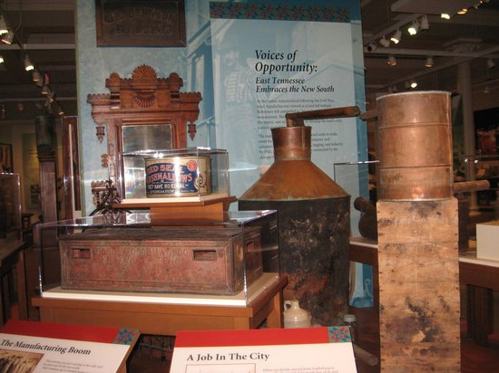 East Tennessee History Center: Manufacturing  innovation