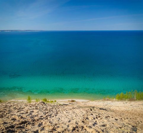 Pictured Rocks National Lakeshore: Sand Point