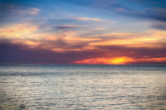 Pictured Rocks National Lakeshore: 12 Mile Beach Sunset