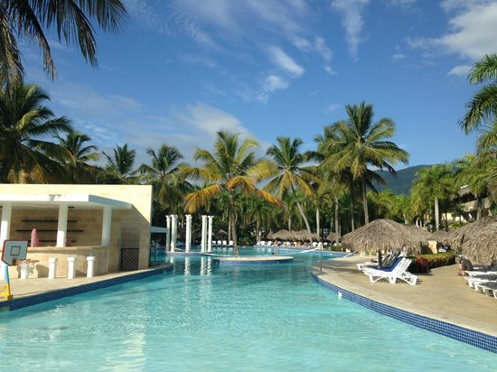Iberostar Costa Dorada: Pool
