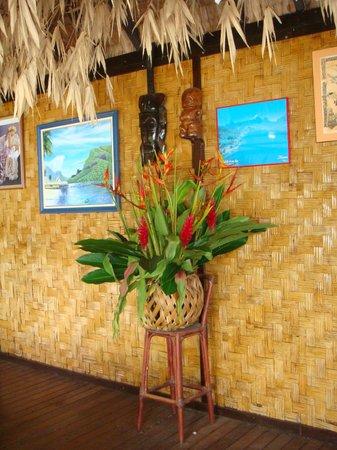 Hotel Kaveka: Lobby