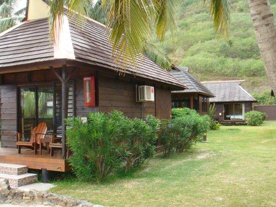 Hotel Kaveka: Jardin d'hotel