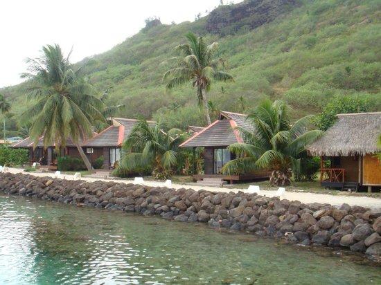 Hotel Kaveka : Vue d'hotel