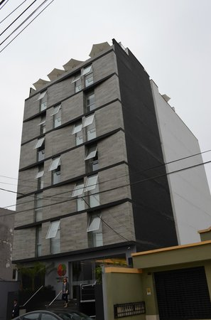 Tierra Viva Miraflores Larco: Exterior of Hotel