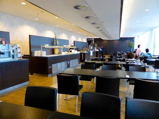 Park Plaza Amsterdam Airport: Dining Room