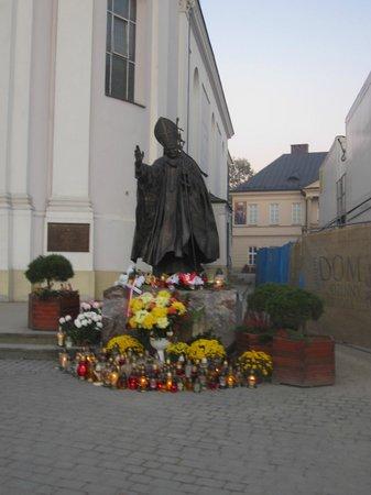 Family Home of John Paul II: Basilica in Wadowice