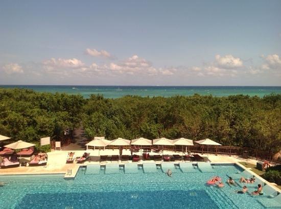 Paradisus Playa del Carmen La Perla: view from room