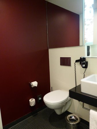 pentahotel Wiesbaden : Bathroom