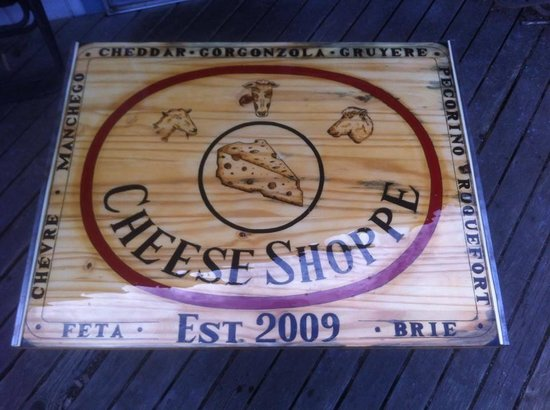 ‪My Cheese Shoppe‬