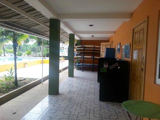Pukalani Hostal: Hotel