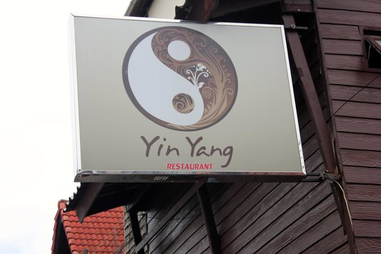 Yin Yang Restaurant : easy to find - central location at fishermans village