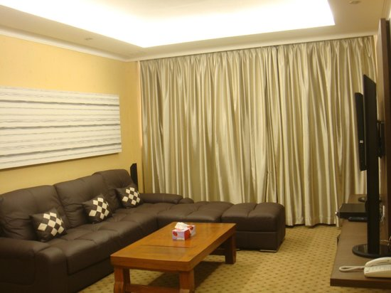 Tai Ming Plaza Hotel: Executive Suite