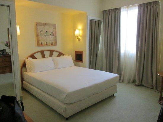 B4 Plaza Nice: Our room