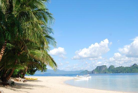 El Nido Resorts Pangulasian Island: Island Views