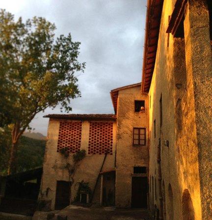 Agriturismo Il Poggio alle Ville: villa accommodation