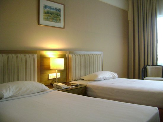 Crystal Crown Hotel Kuala Lumpur: Superior Twin Bed Room