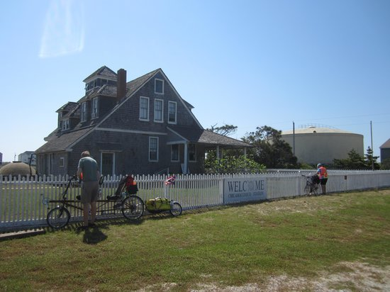 Chicamacomico Life-Saving Station Historic Site & Museum: Chicamacomico Life-Saving Station
