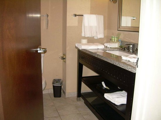 Holiday Inn Express & Suites Atlanta Airport West - Camp Creek : Nice bath area