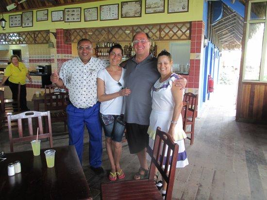 Iberostar Daiquiri: Damarys, Mora, Yanime et moi